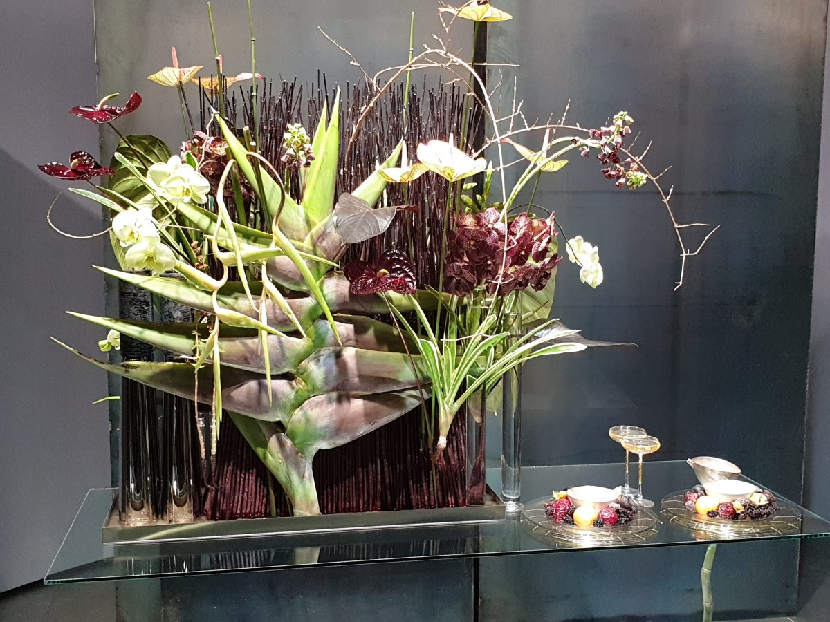 Weltmeisterschaft der  Floristen – gibt es so etwas?