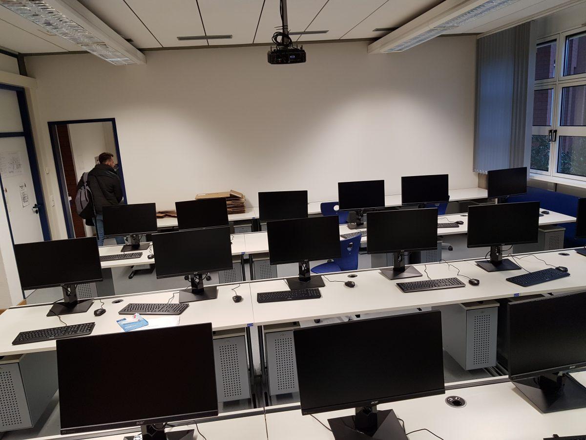 IT-Verantwortliche Oberfrankens zu Gast am SBSZ-Bamberg