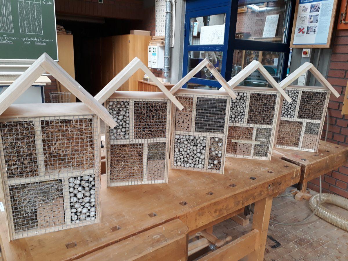 Eine Heimat für die Bienen