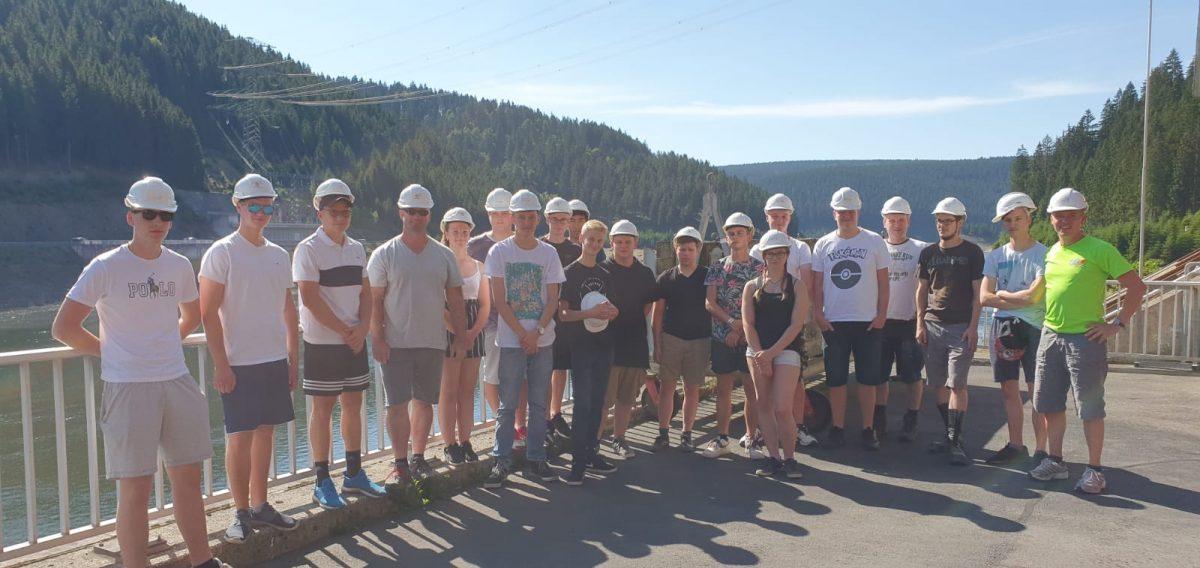 Exkursion Pumpspeicherkraftwerk im Goldisthal