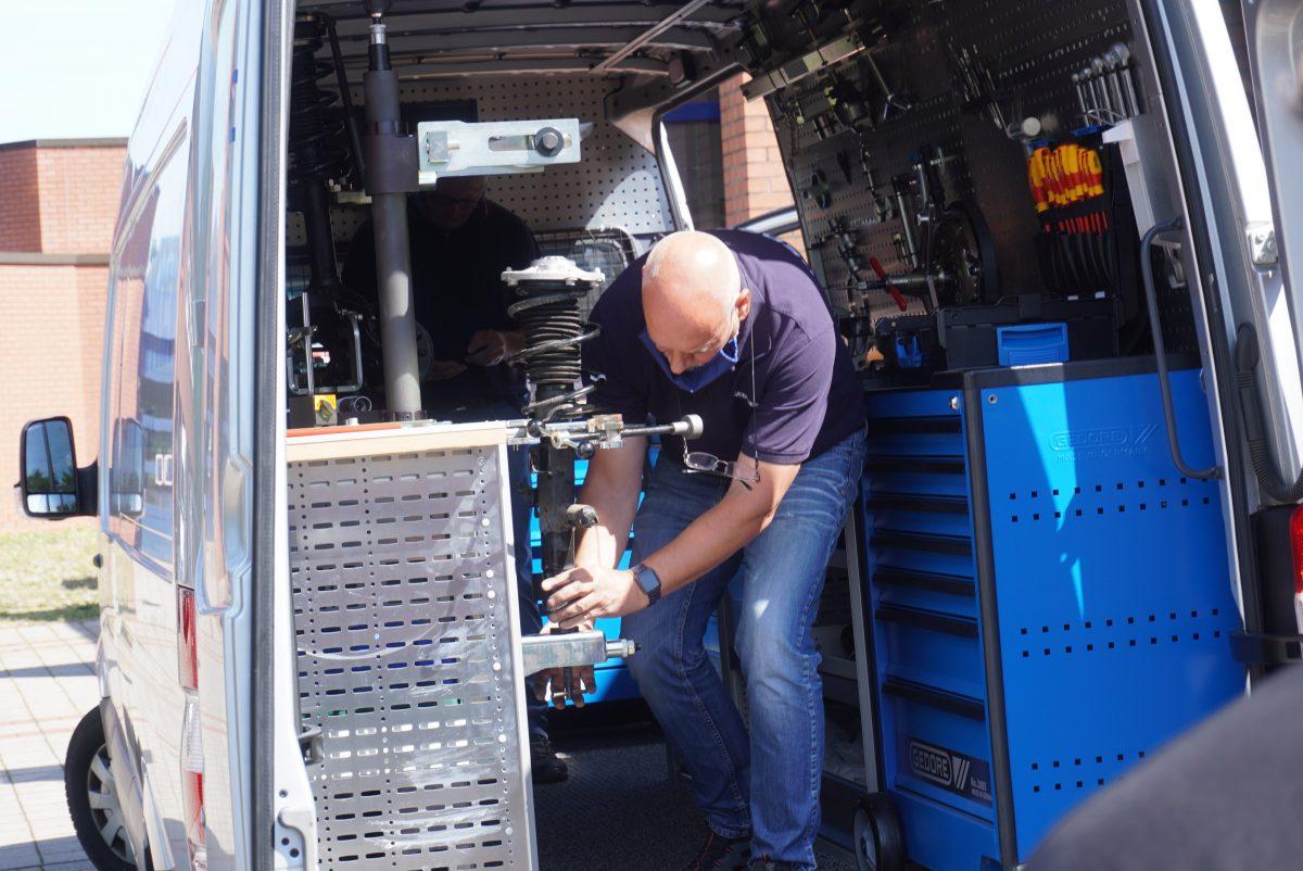 Werkzeugvorstellungen für die Kfz-Mechatroniker